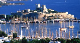 A Yacht Charter Bodrum - sailing in Bodrum